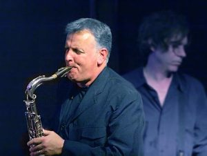 Deric Dyer Jazz Club Massachusetts.
